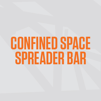 Confined Space Spreader Bar